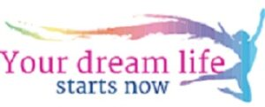 Your Dream Life Starts Now Logo